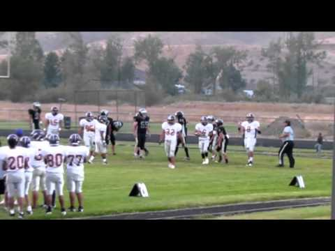 Wilder Vs Horseshoe Bend Football 2012