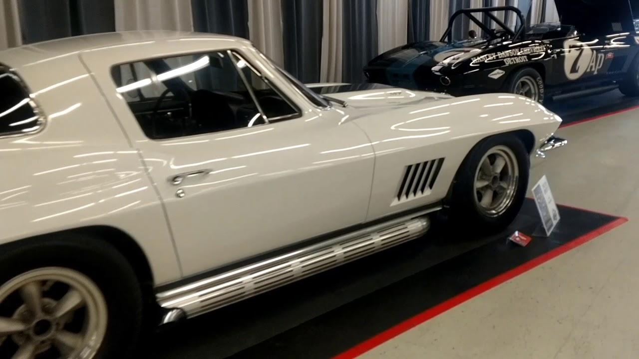 9 Of 20 1967 L88 Corvettes Made