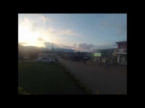 Karatu. Uganda. time lapse