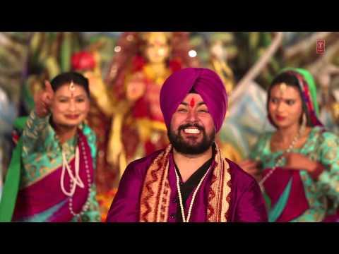 Nachungi Sari Raat Punjabi Devi Bhajan By Rocky Singh [Full Video Song] I Naina Devi Da Mandir