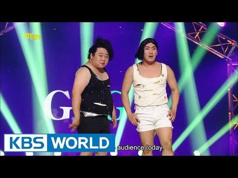 Wiggle Wiggle   니글니글 (Gag Concert / 2015.06.13)