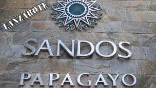 Sandos Papagayo Hotel Beach Resort 2018 Playa Blanca Lanzarote Amazing Holiday Vacation
