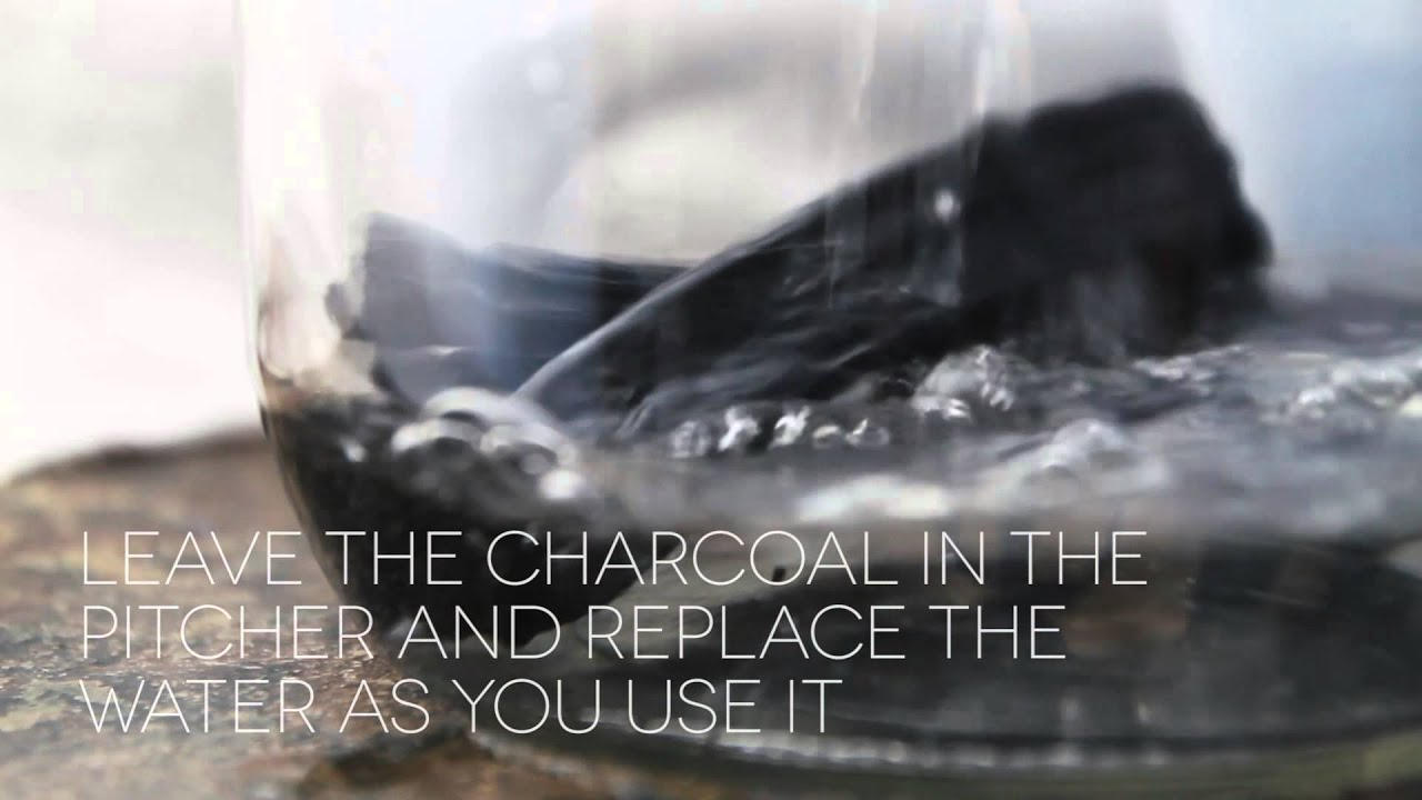 Here Is Why The Charcoal Water Filter Will Change Your Life