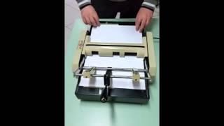Prograf FastBooklet - Creazione libretto A3