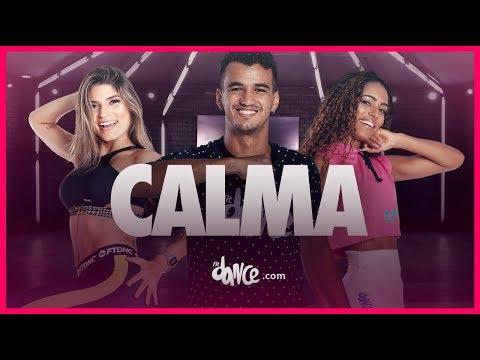 Calma TBT - Pedro Capó Farruko  FitDance TV Coreografia