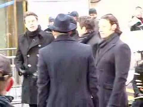 Il Divo - Today Show Part 4 NYC