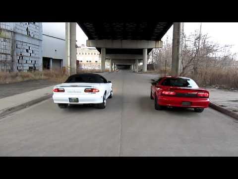 LS1 vs LT1 (Exhaust)