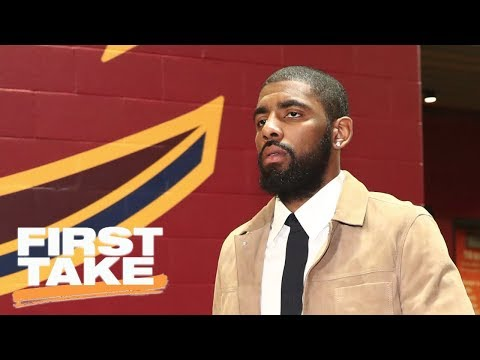 Stephen A. Smith Thinks Cavaliers Should Trade Kyrie Irving | First Take | ESPN