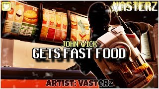 "🍿 🎬 [Vasterz] - ""John Wick Gets Fast Food"" (Fortnite Short Film)   Twitch: @VasterzOfficial"