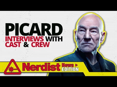 Why Patrick Stewart Returned for Star Trek: Picard (Nerdist News Edition)