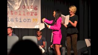 Young Storytellers 2012: You Make My Heart Sing