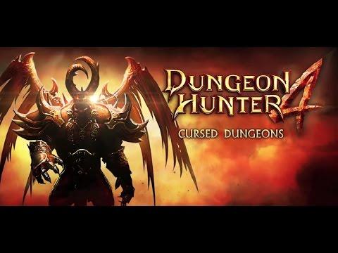 Dungeon Hunter 4 1.8.0 MOD APK+DATA (Unlimited Mon