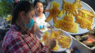 Gặp lại chị Phương thánh làm bánh tạo hình đường phố Bái phục tài năng đỉnh cao sau 1 năm nổi tiếng