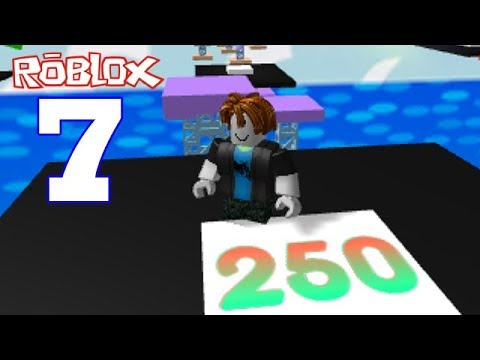 ROBLOX - 250!!! - Part 7 [MEGA FUN OBBY] Android Gameplay, Walkthrough]