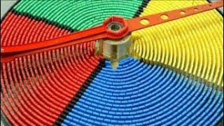 250,000 Dominoes - The Incredible Science Machine: GA…