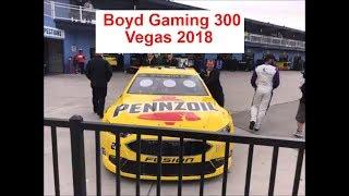 Saturday in Vegas - Xfinity Series - Boyd Gaming 300
