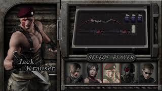Resident evil 4 all mercenaries characters