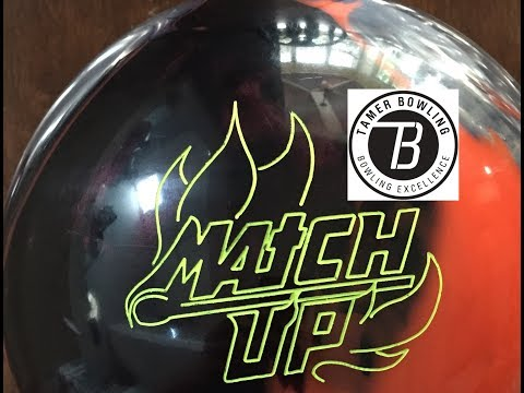 Storm Match Up and Match Up Pearl Bowling Ball Review by TamerBowling.com