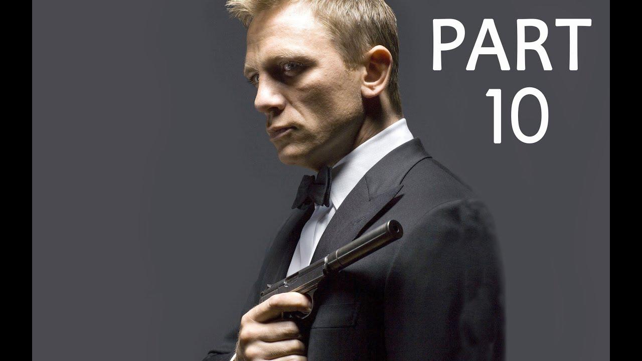 James Bond 007 Blood Stone Walkthrough Gameplay Mission 10
