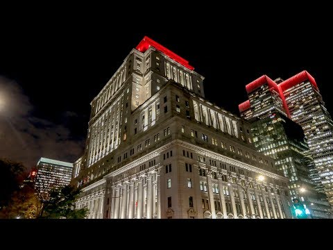 Montreal's Sun Life Building turns 100
