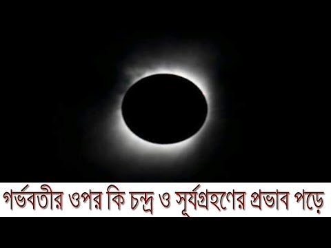 Does the moon and the solar eclipse affect the pregnancy