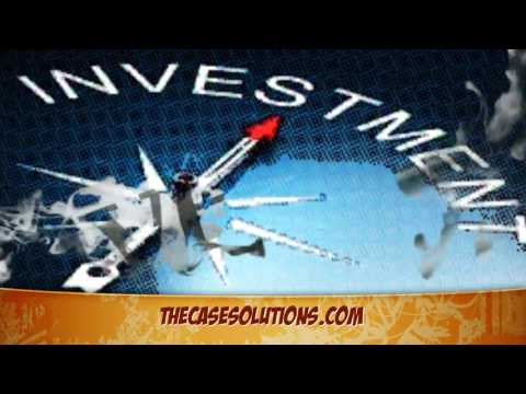 The Search for Property: Institutional Investment Case Solution & Analysis- TheCase...