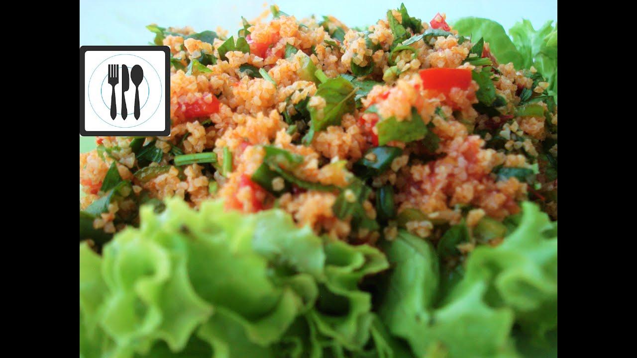 Кус кус салат турецкий рецепт