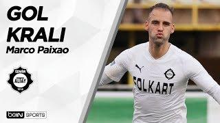 Spor Toto 1. Lig'in Gol Kralı | Marco Paixao
