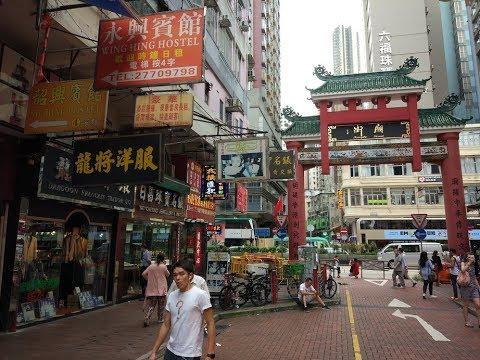 Tej knajpy w Hong Kongu NIE polecam – Chiny #204