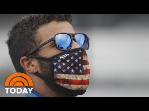 Trump Lashes Out At NASCAR And Driver Bubba Wallace | TODAY