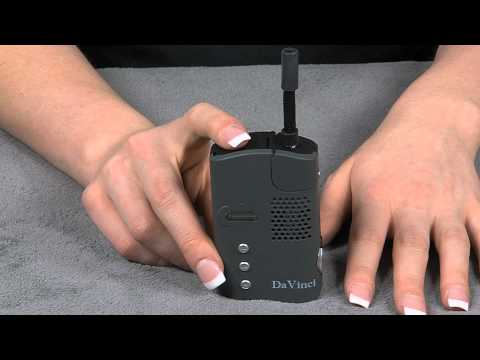 Hand Held Vaporizer | Features | DaVinci