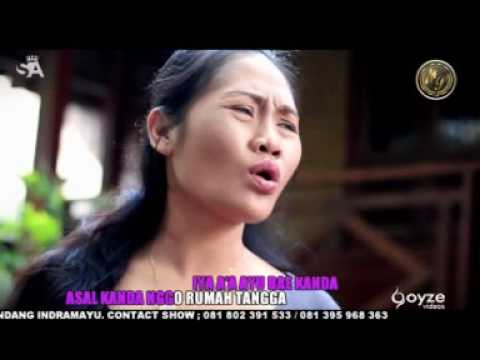 Dasar Males Suka Wijaya Feat Susy Arzetty Teks Karaoke ( KARAOKE )