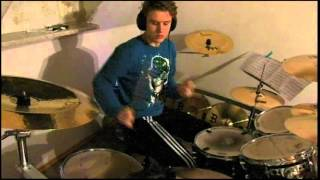 Anton Ritter - Drum Cover - Coldplay - Birds