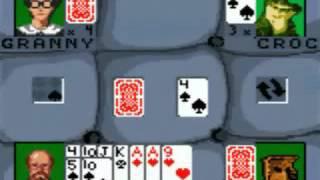 GBC ► Hoyle Card Games