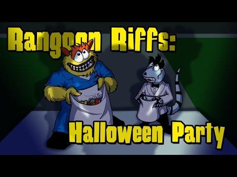 Rangoon Riff: Halloween Party
