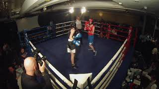 Ultra White Collar Boxing | Glasgow | Dylan Murray VS Jordan Rae