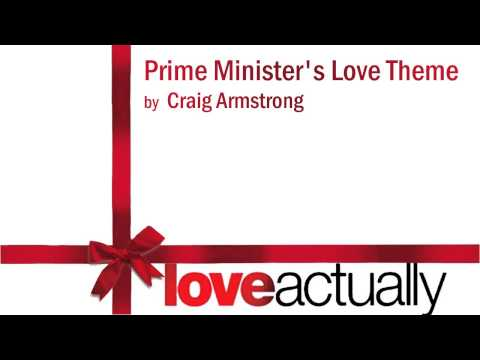 CRAIG ARMSTRONG - Prime Minister's Love