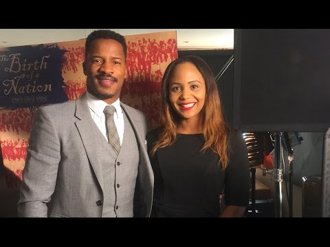Nate Parker on Visiting Nigeria, Eating Jollof Rice, Nollywood & 'The Birth of a Nation'