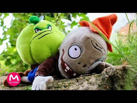 Plants vs Zombies Plush Toys: Squash was frozen | MOO Toy Story