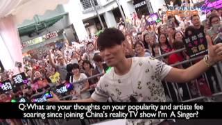 Aska Yang turns lyricist