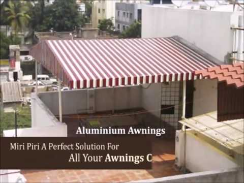 Miri Piri is the Manufacturer, Contractors and supplier of a wide range of Residential Awning Delhi