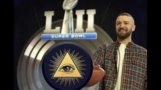 MASSIVE ILLUMINATI RITUAL PLANNED FOR SUPER BOWL 52 HALFTIME SHOW...