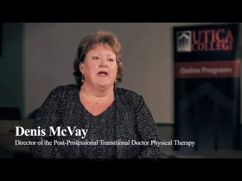 Denise McVay, Director, Post-Professional Transitional Doctor of Phys. Therapy