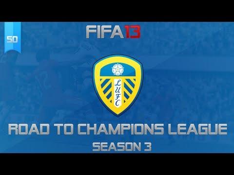 Fifa 13 Career Mode Leeds United S3 E50 - Livestream Part 1