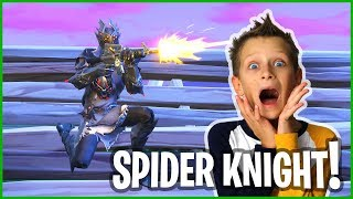 New Spider Knight Cool Edit Plays w Ronald!
