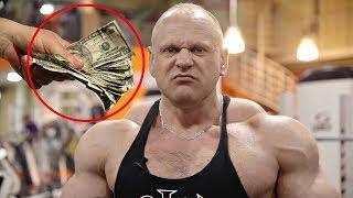 Деньги за бодибилдинг! Видео от Body Mania