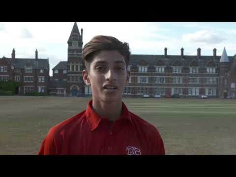 U19CWCQ Europe Div 2: Guernsey v Denmark - post-match interviews