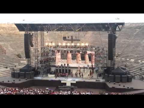 Jesus Christ Superstar - Live Arena di Verona - SIMON ZEALOTES - Emiliano Geppetti