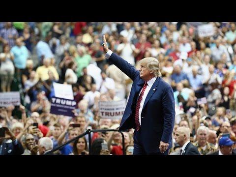 LIVE Stream: Donald Trump Rally in Asheville, NC 9/12/16 ...