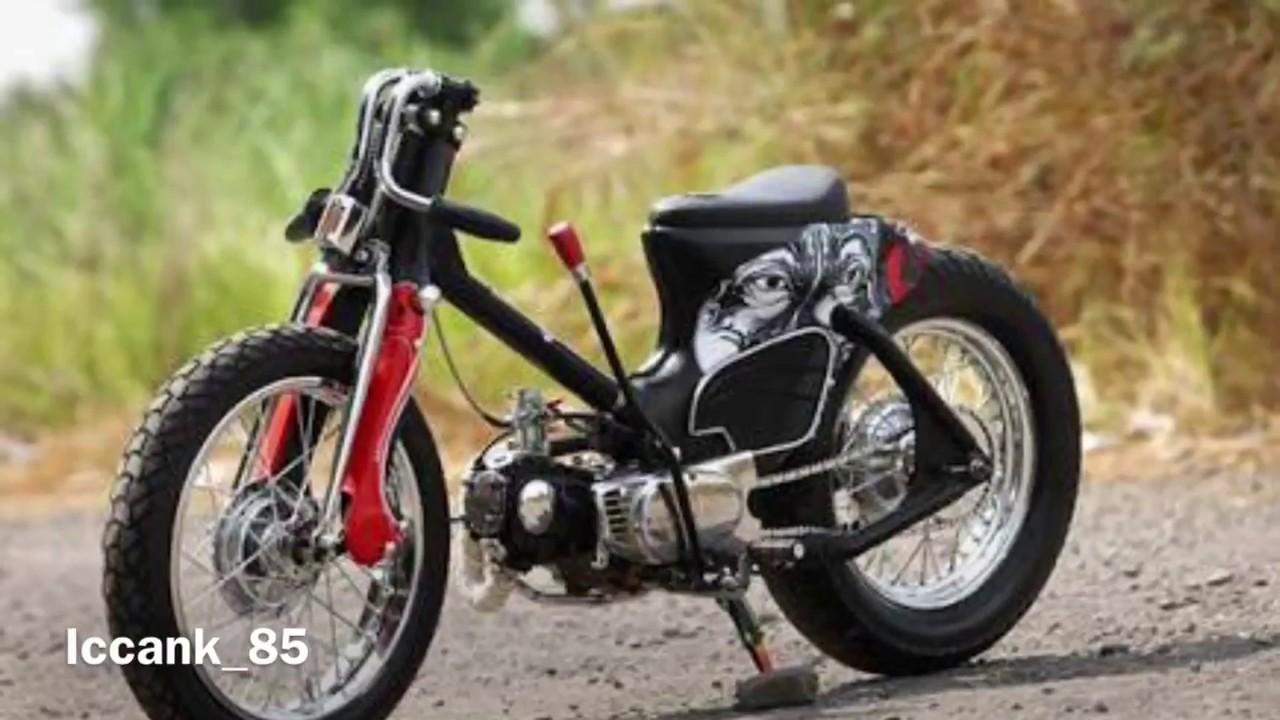 100 Gambar Motor C70 Terlengkap Motor Jagung